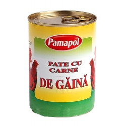 Chicken meat pate 390gr