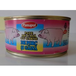 Chicken and pork pate 290gr