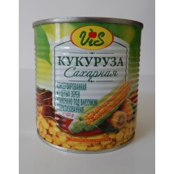 Canned sweet corn 340gr