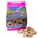 Bagels of wheat germ with flax 200g