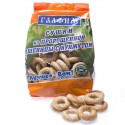 Bagels from wheat germ with sesame 200g