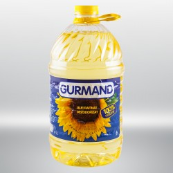 Vegetable oil  GURMAND 5L
