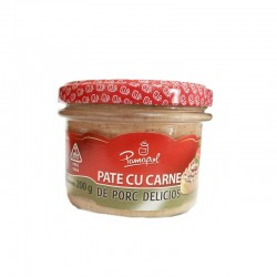 Pate with pork delicios 200gr