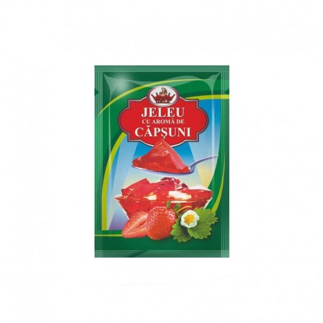 Strawberry Jelly 90g