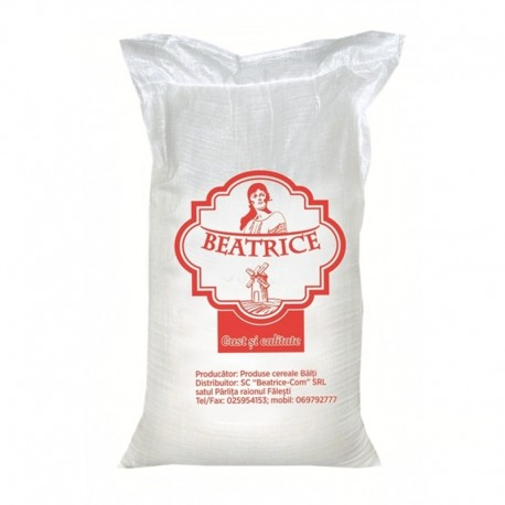Wheat flour the highest grade (30%) 25 kg
